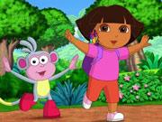 Dora The Explorer Coloring