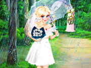 Ella's Rainy Wedding Planner