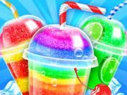 Rainbow Frozen Slushy Truck
