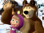 Маша и медведь скрытые объекты