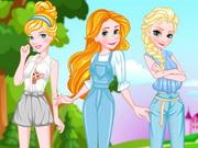Команда блондинок