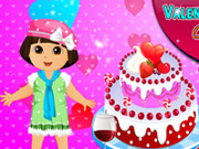 Play free dora games online 4j com for Baby dora tooth decoration