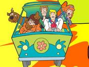 Скуби-Ду Поездка на машине 2