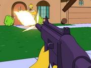 Симпсоны 3d Сохранить Спрингфилд