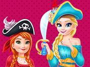 Пиратские девушки Гардероб сокровищ