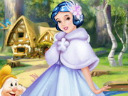 Snow White Forest Party