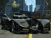 Бэтмен Автомобильная головоломка