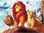 Король Лев Головоломка