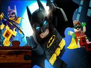 Лего Бэтмен в действии