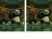 Панда с друзьями