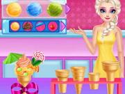 Магазин десертов Эльзы