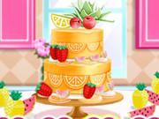 Торт для Агапии и Татьяны