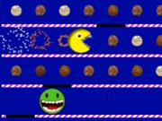 Конфеты Pacman