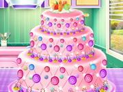 Торт для Кристины и  Ульяны