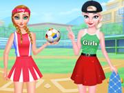 Frozen Sisters Sporty St…