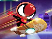 Летающий Человек-паук