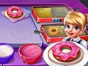 Готовим быстро 2 Пончики