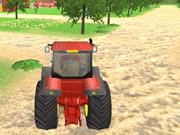 Сельский трактор