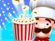 Взрыв попкорна 3D