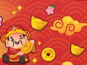 Китайский Новый год Маджонг