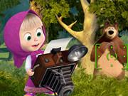 Маша и Медведь Детские Игры