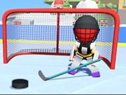 Веселый хоккей