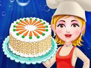 Морковный пирог для Агнии