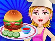 Чизбургер для Сони и Софьи