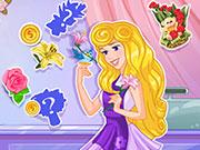 Цветочный магазин принцессы Авы