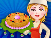 Яблочный торт для Анны