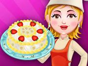 Банановый торт для Теи