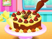 Торт «Черный лес» для Марии